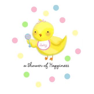 Shower Chick