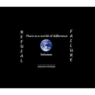 Refusal and Failure