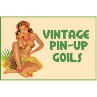 Vintage Pin-up Girls