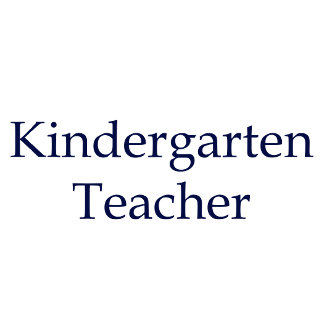 Kindergarten Teacher