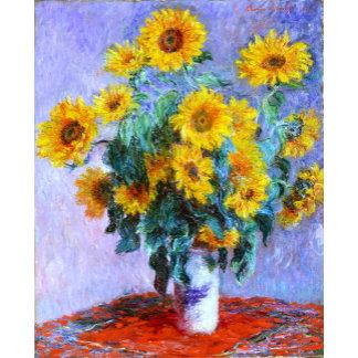 Fine Art Flowers Stickers