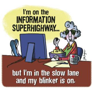Maxine Information Superhighway