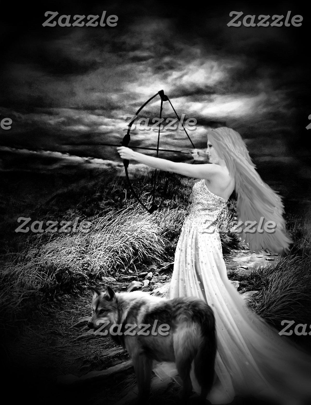 Fantasy Huntress