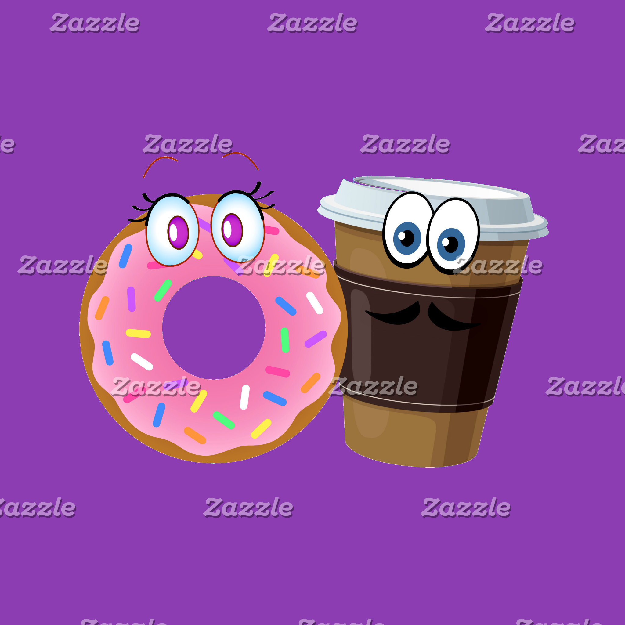 Coffee Loves Donut