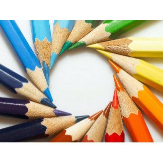 Color Spectrum Art