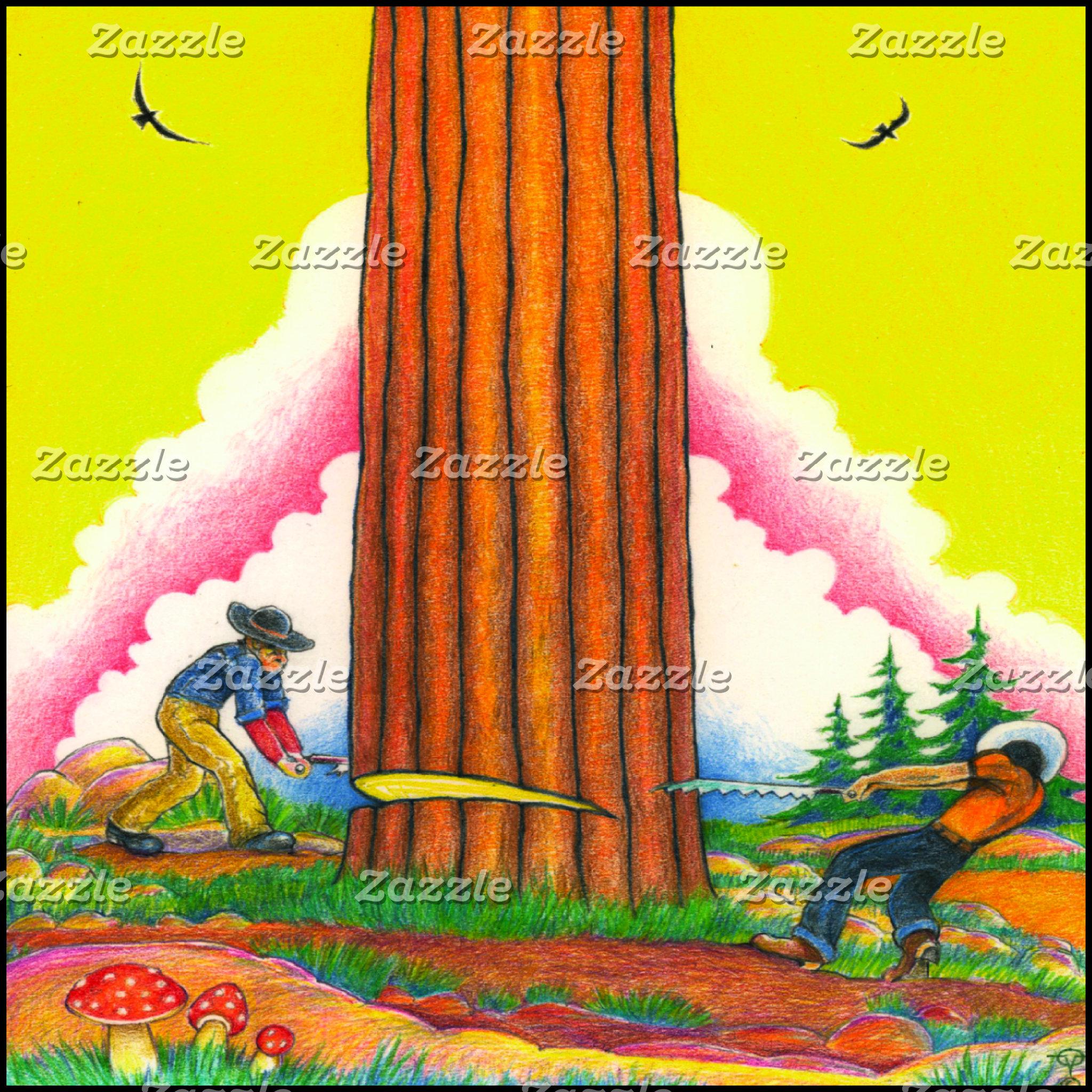 A MIGHTY TREE Page 8 Original