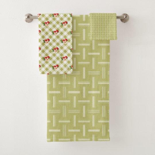 Bath Towel Sets or Separates