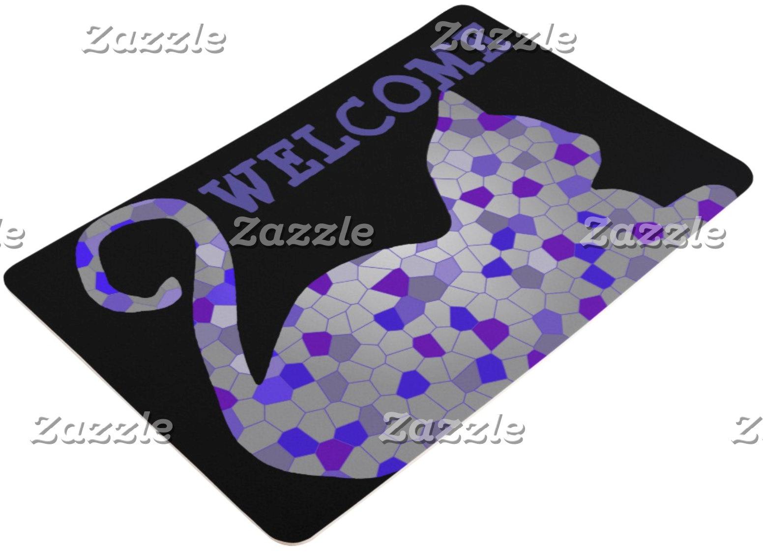CrystalKatz Custom Floor Mats