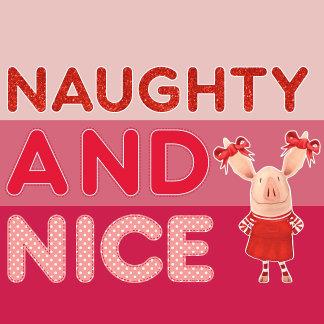 Olivia - Naughty and Nice