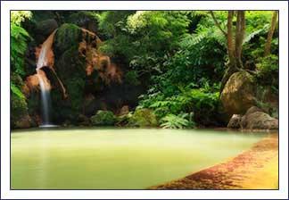 Caldeira Velha (Azores)