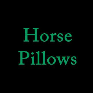 Horse Pillows