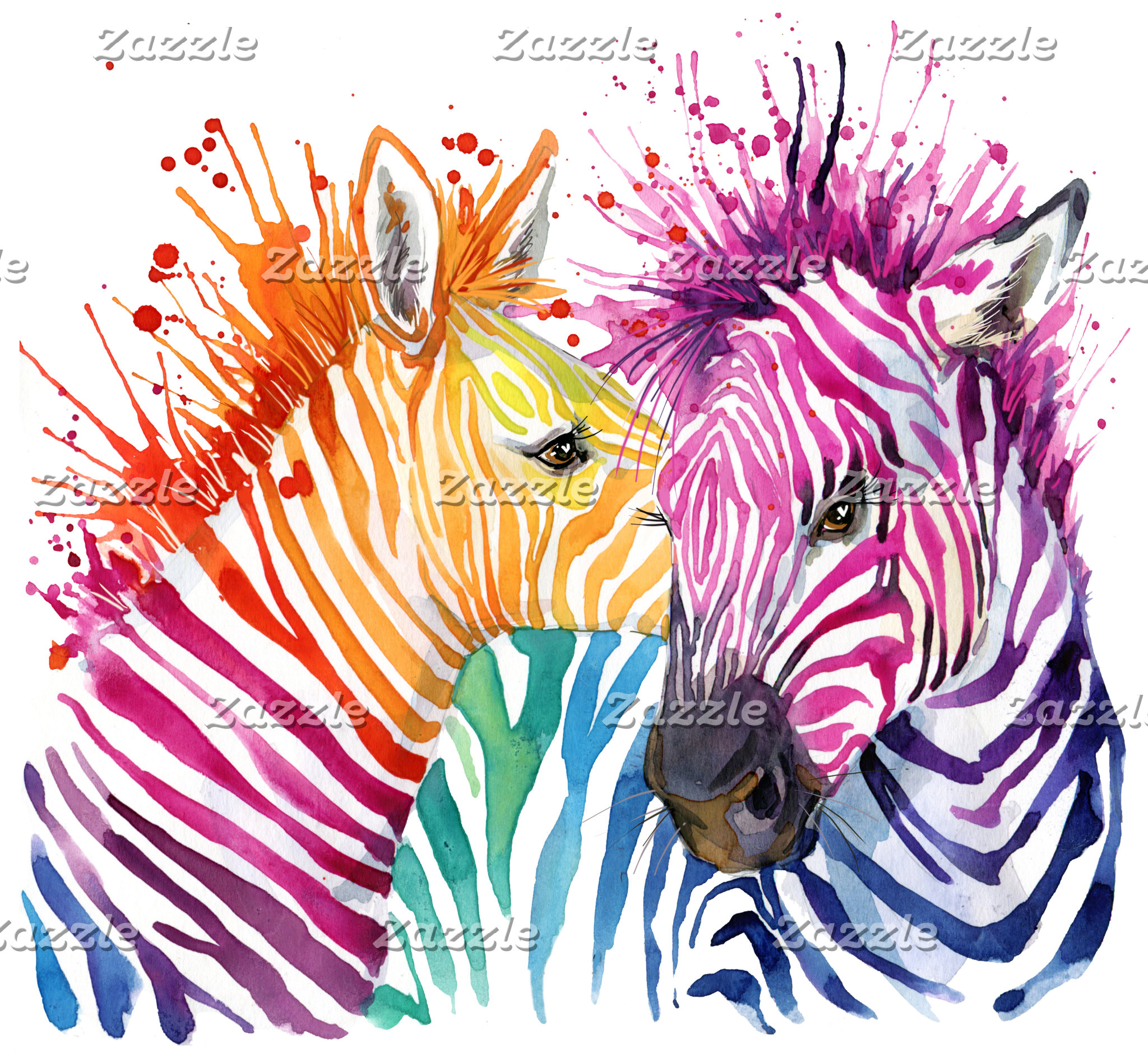 Zebra LOVE gifts!