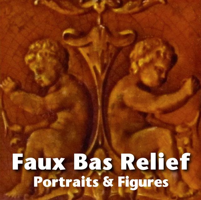 Faux Bas Relief