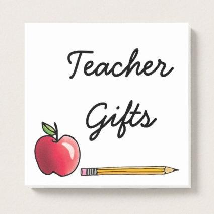 A+ Teacher Gifts