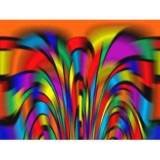 A Colorful Integration