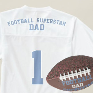 Football Superstar Dad Party