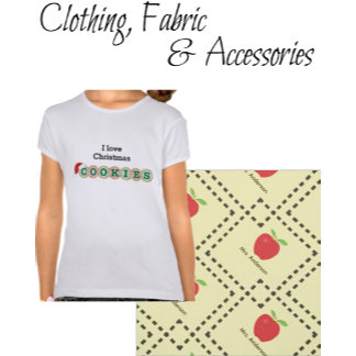 Clothing, Fabric & Assessories