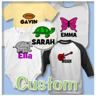 ★ PERSONALIZED