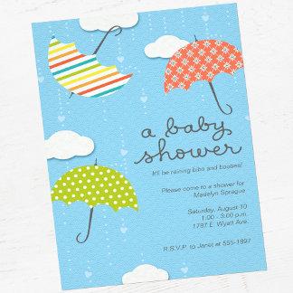 Baby Shower Umbrellas Suite