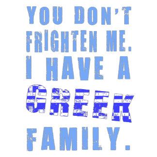Family Frighten Me Greek