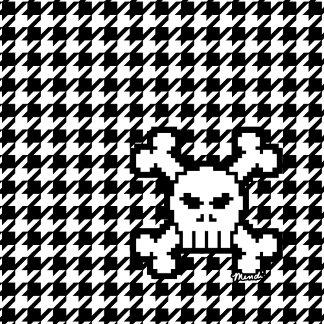 Houndstooth & Skulls