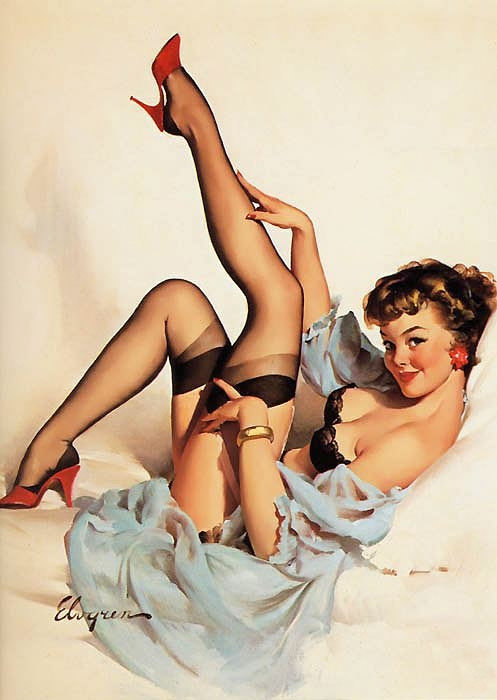 PinUp cards