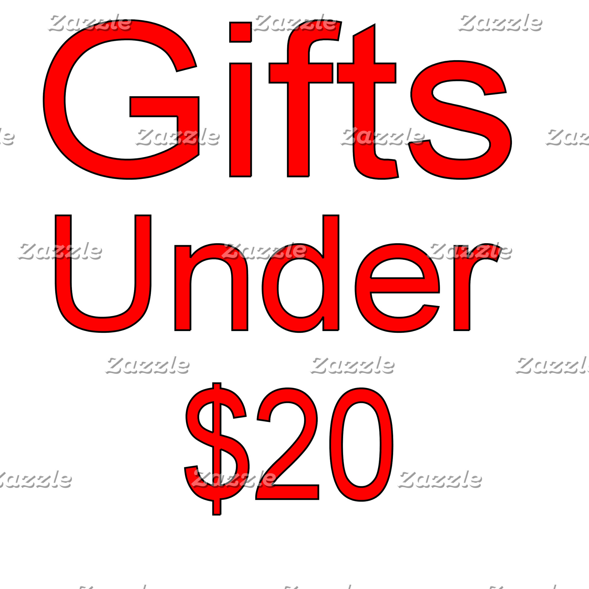 Under 20 Gifts