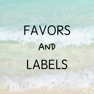 Favors and Labels