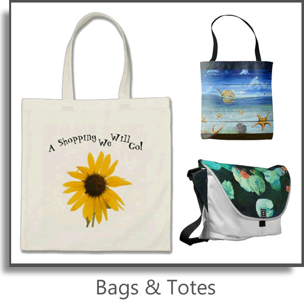 Tote Bags, Purses, Bags