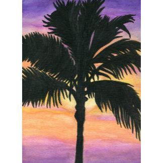 Flagler Beach Palm Tree