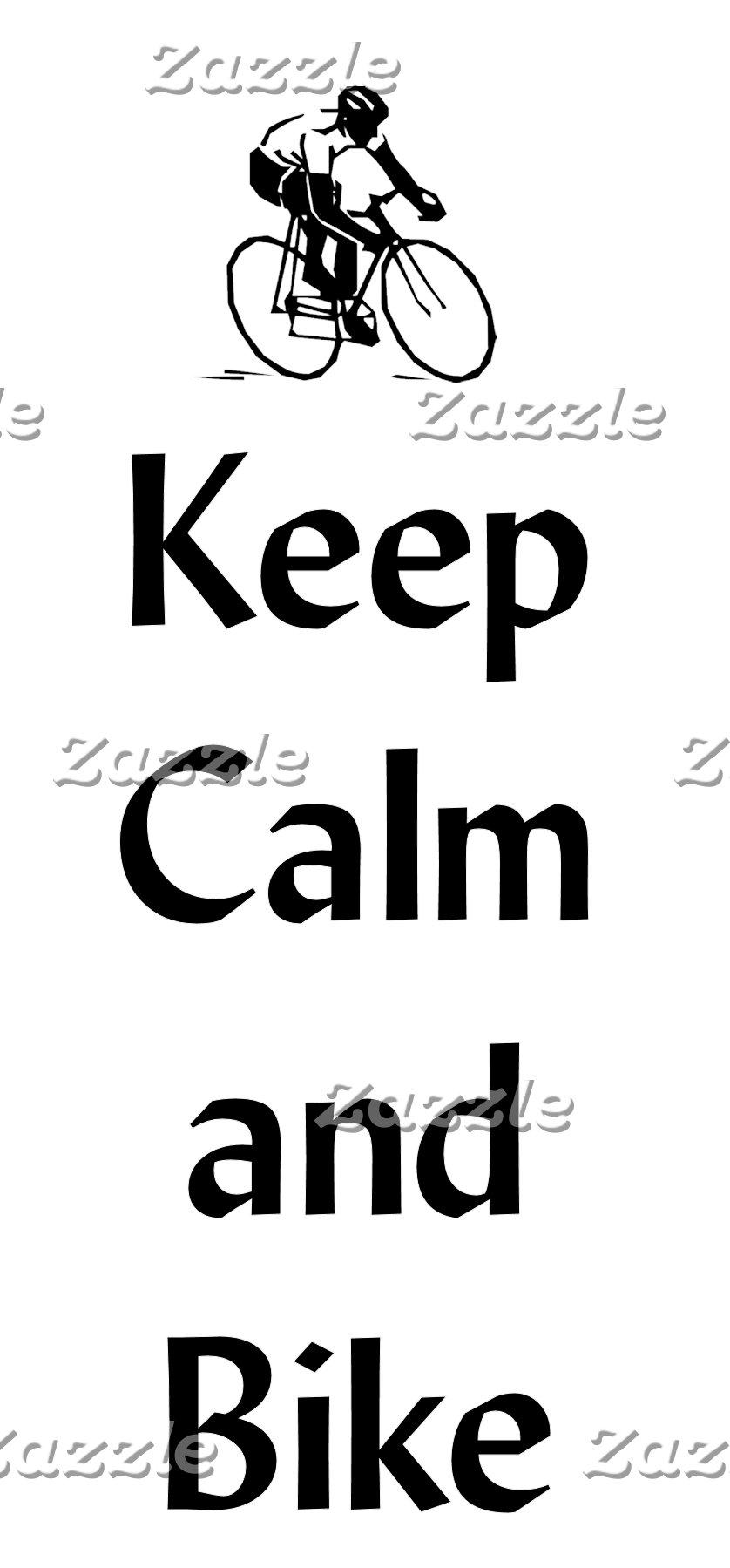 Keep Calm and Bike