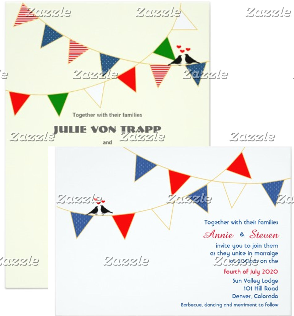 Flags and Bunting
