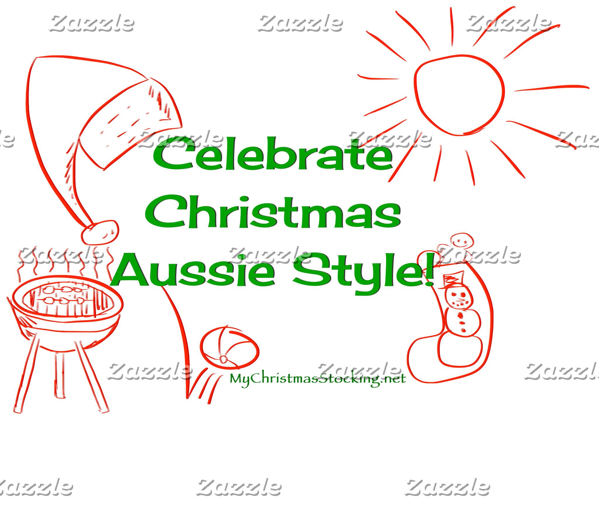 Celebrate Christmas Aussie Style!