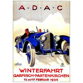 Vintage Auto Posters