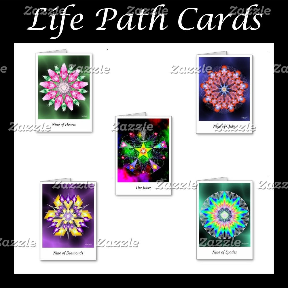 Life Path Cards
