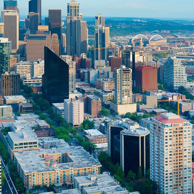 Downtown Seattle, Washington