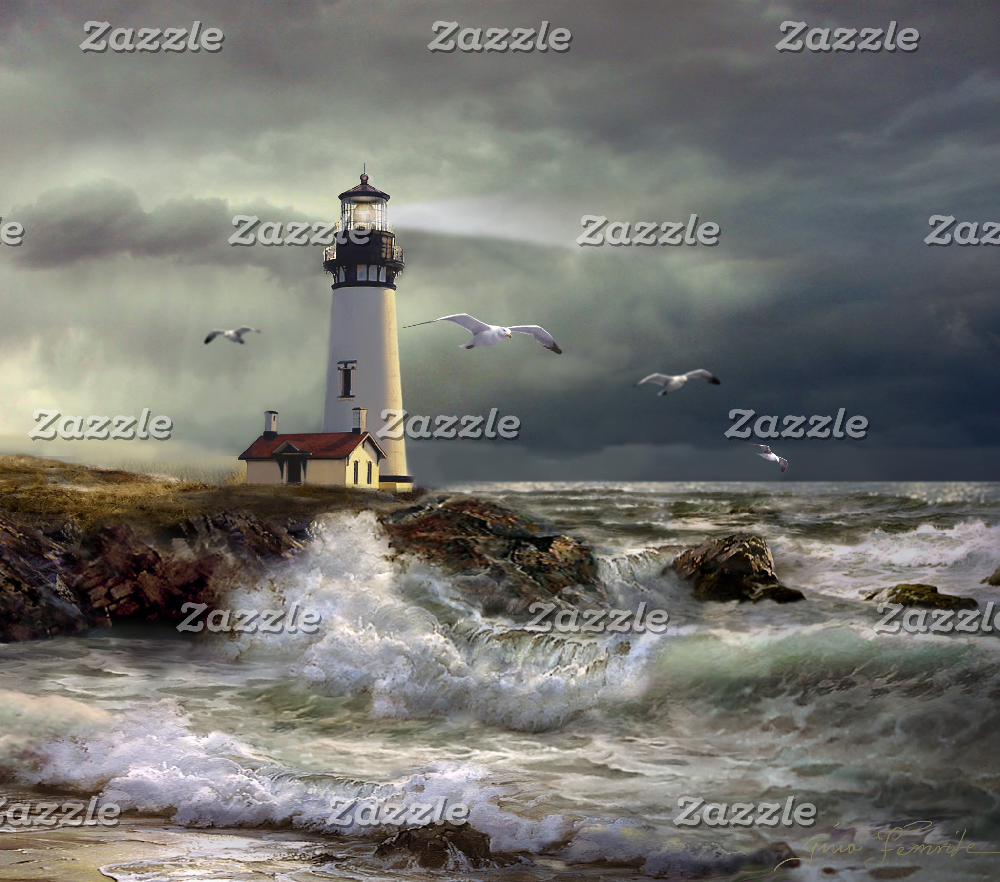 Lighthouse Prints