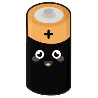 Kawaii Battery