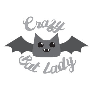 crazy bat lady circle