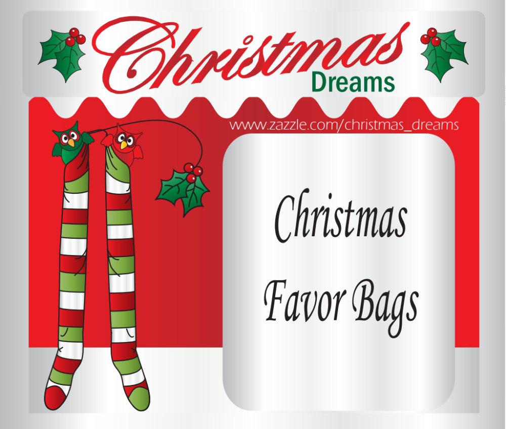 Favor Bags
