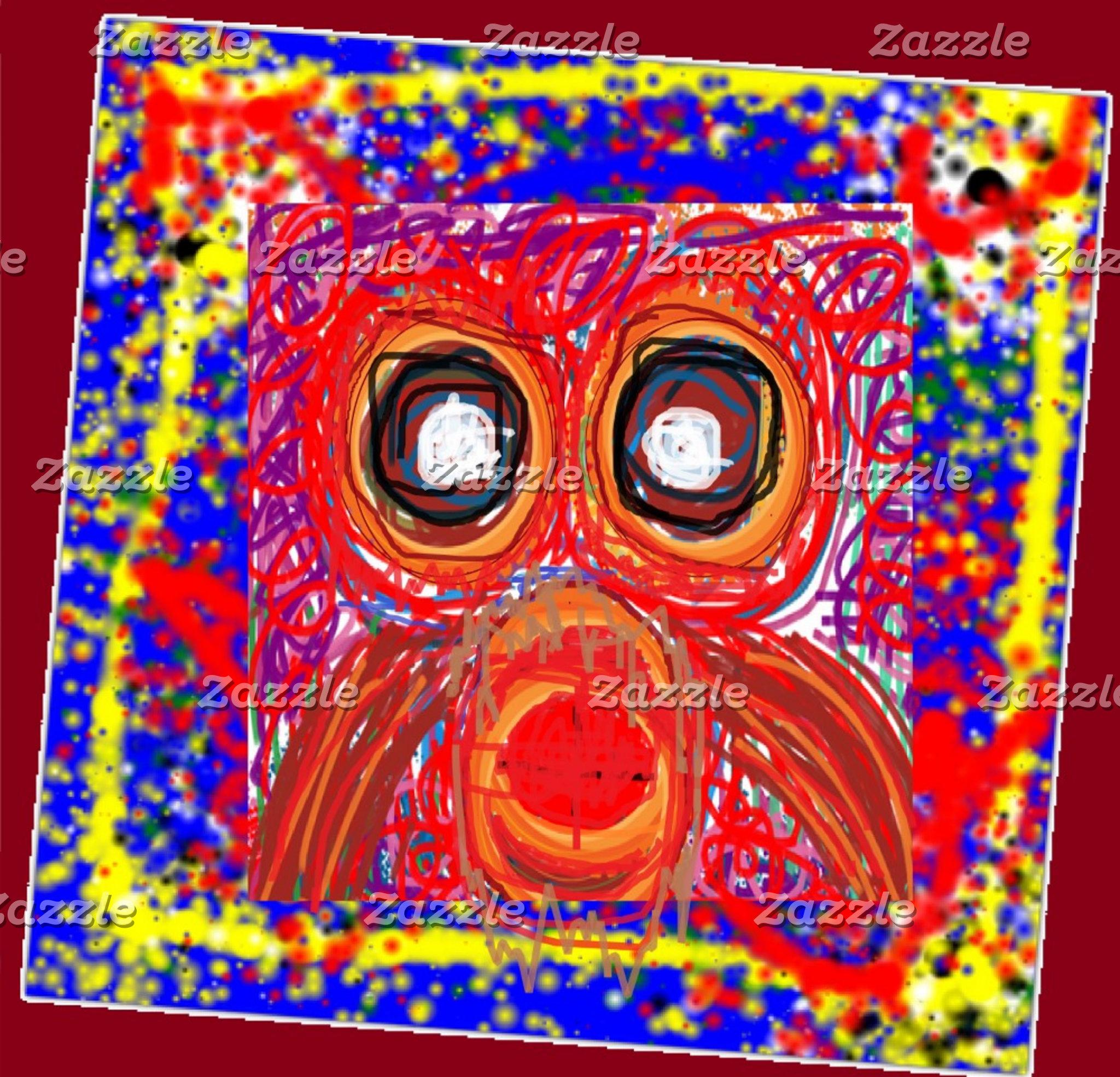 95 OWL Kids Art