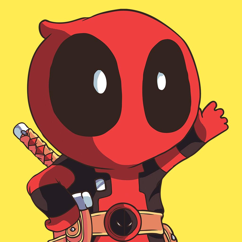 Mini Deadpool