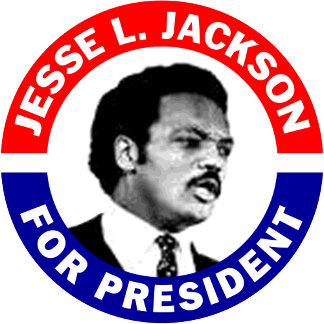 Jesse Jackson For President