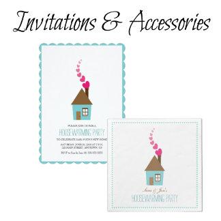 Invites & Accessories