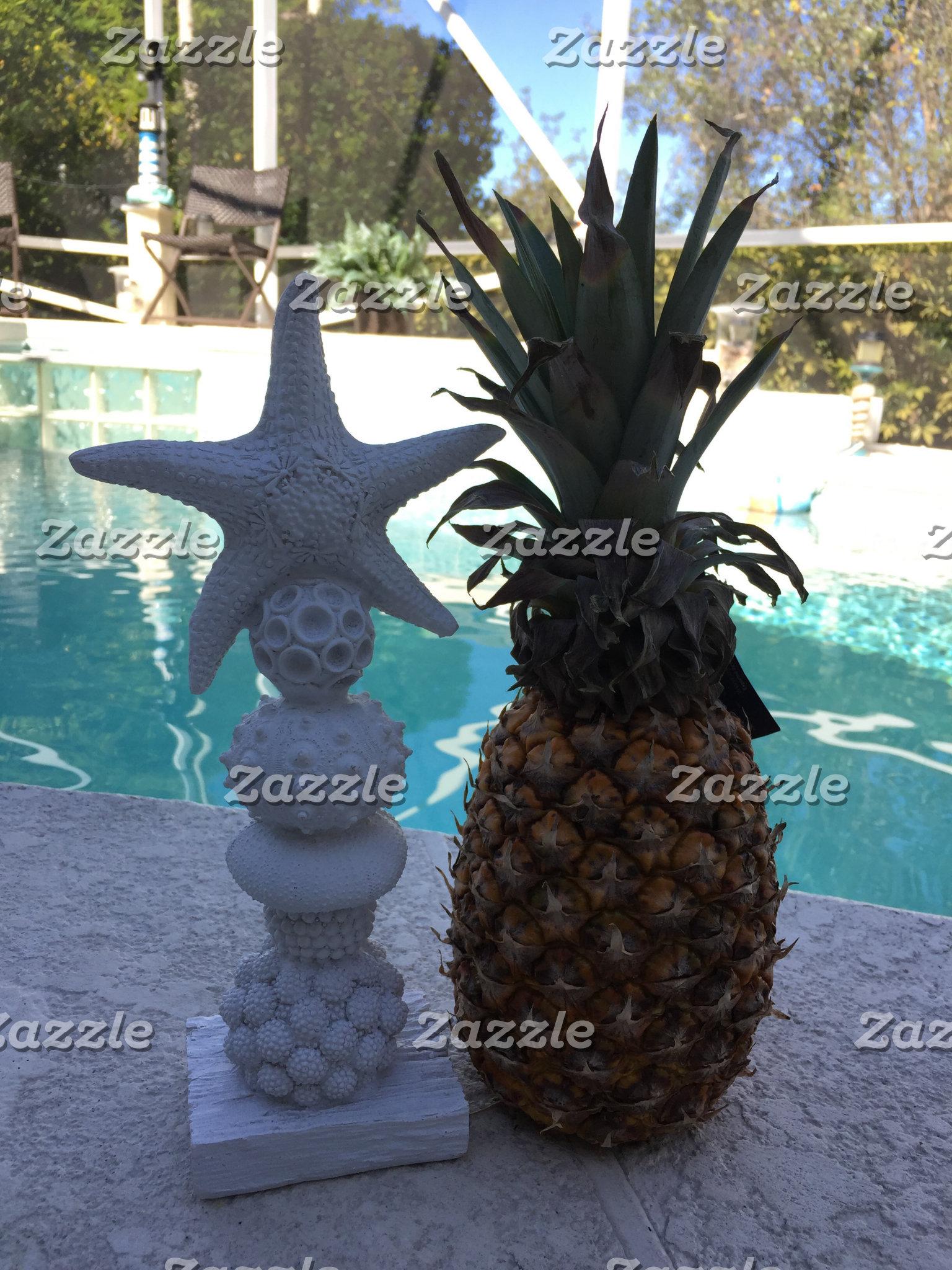 Adorable Pineapple Starfish