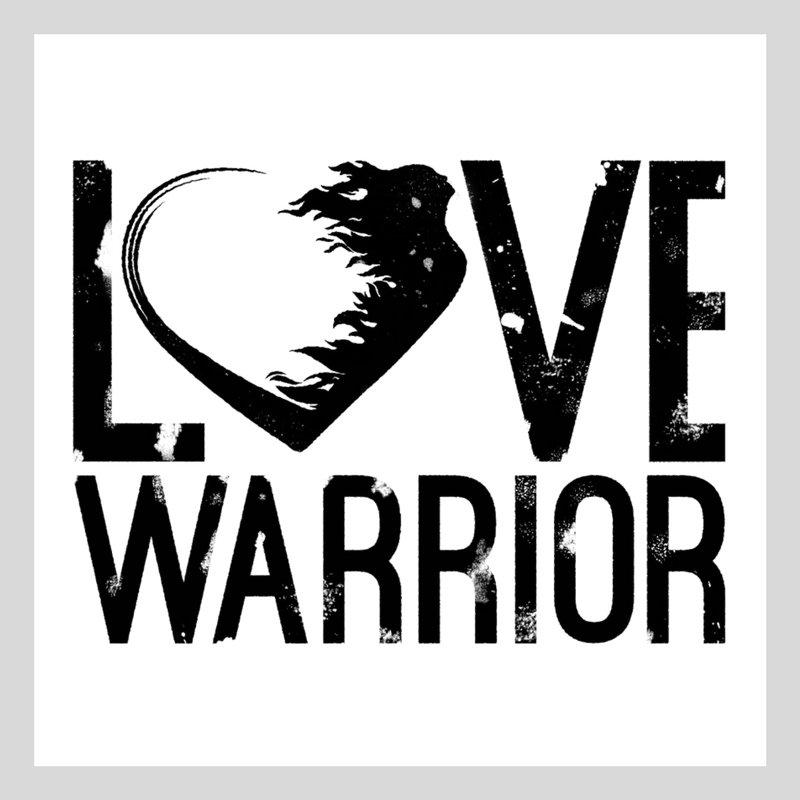Wear Love Warrior