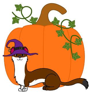 Halloween Ermines