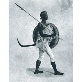 A Lancer of Tigre