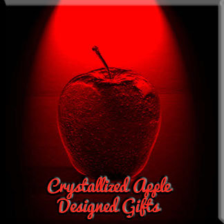 Crystallized Apple