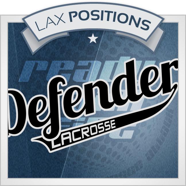 Lacrosse Positions